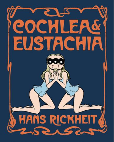 Cochlea & Eustachia. Graphic Novel.