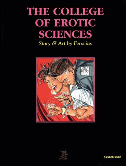 College of Erotic Sciences. Comic.