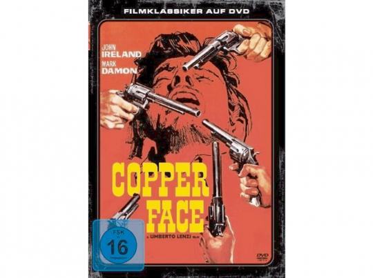 Copper Face. DVD.