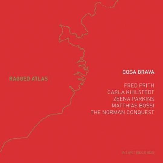 Cosa Brava. Ragged Atlas. CD.
