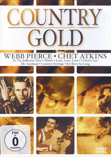 Country Gold DVD