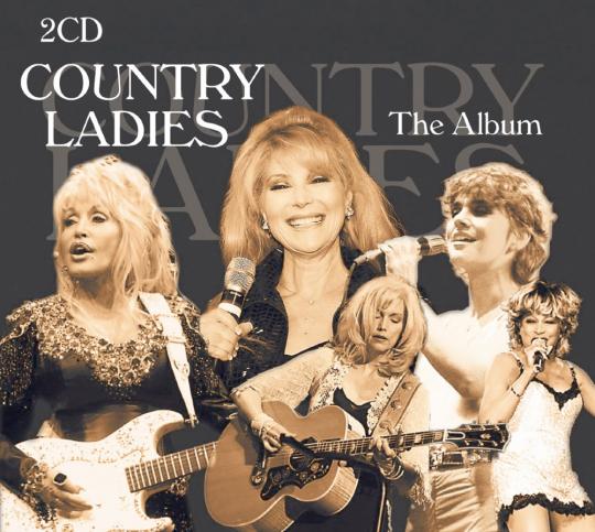 Country Ladies - The Album 2 CDs