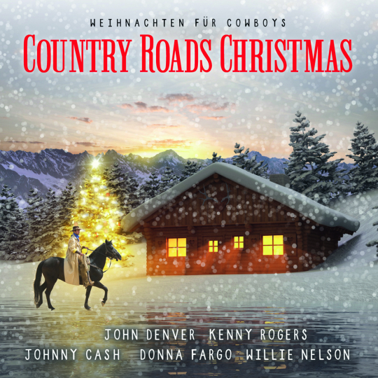Country Roads Christmas. CD.