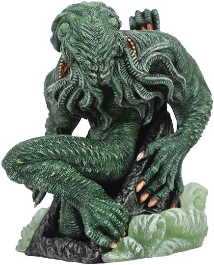 The Call of Cthulhu. 3D-Figurine.