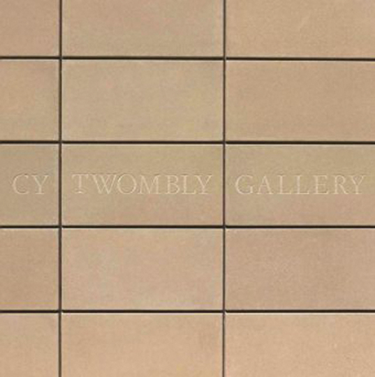 Cy Twombly Gallery.