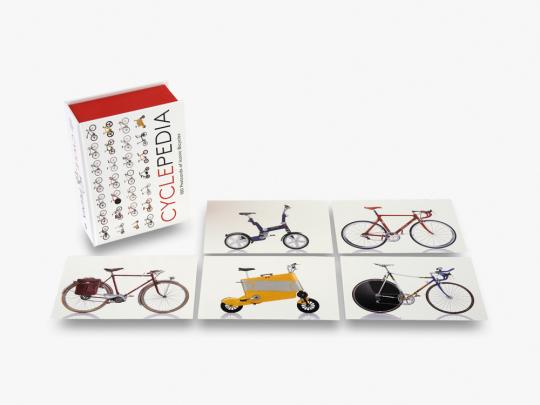 Cyclepedia. Fahrradlexikon.