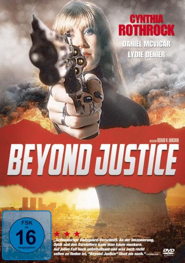 Cynthia Rothrock – Beyond Justice DVD