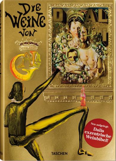 Dalí. Die Weine von Gala.