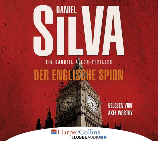 Daniel Silva. Der englische Spion. 6 CDs.