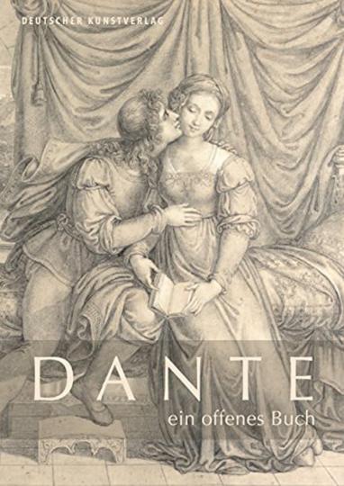 Dante ein offenes Buch.