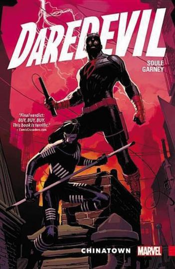 Daredevil - Back in Black. Chinatown. Supersonic. 2 Bände im Set. Comic.