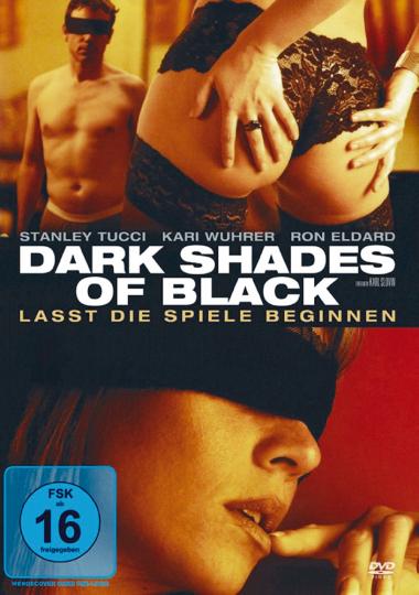 Dark Shads of Black DVD