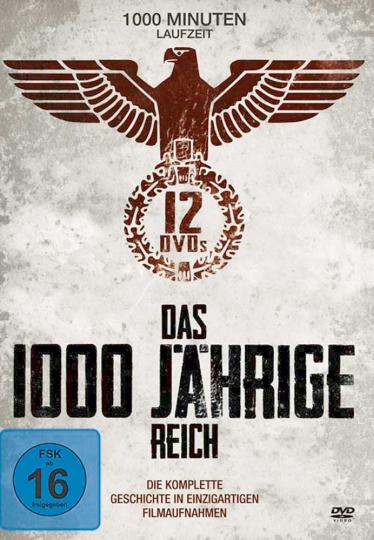 Das 1000jährige Reich 12 DVDs