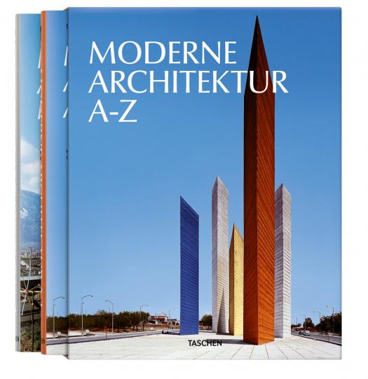 Das A-Z der modernen Architektur.