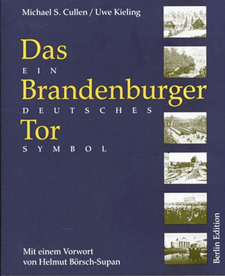 Das Brandenburger Tor - Ein deutsches Symbol.