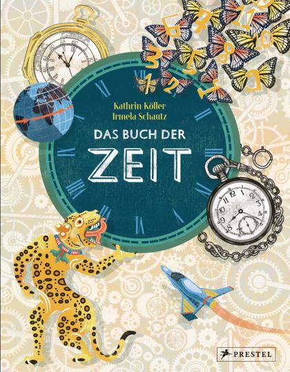 Das Buch der Zeit.