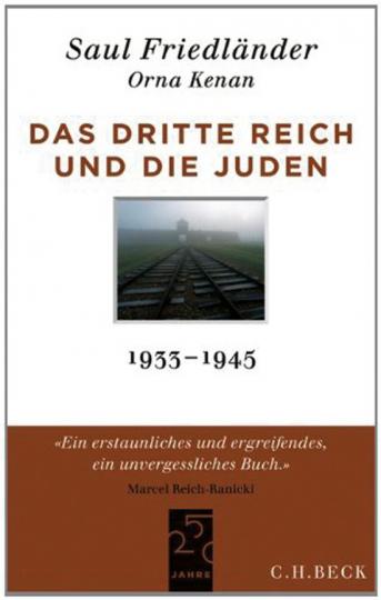 Das Dritte Reich und die Juden 1933-1945.