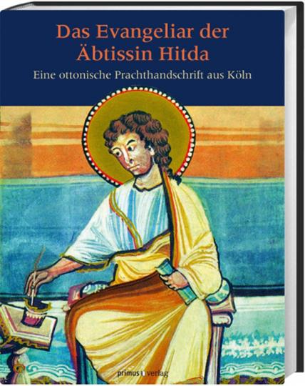 Das Evangeliar der Äbtissin Hitda.