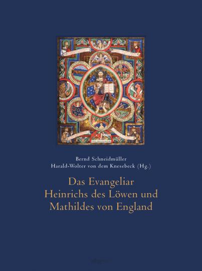 Das Evangeliar Heinrichs des Löwen und Mathildes von England.