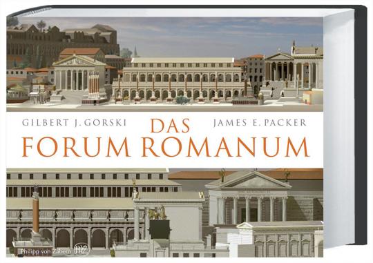 Das Forum Romanum.