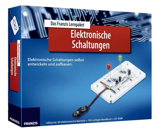 Das Franzis Lernpaket Elektronische Schaltungen - Da schalten Sie schneller als gedacht!