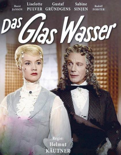 Das Glas Wasser. DVD.