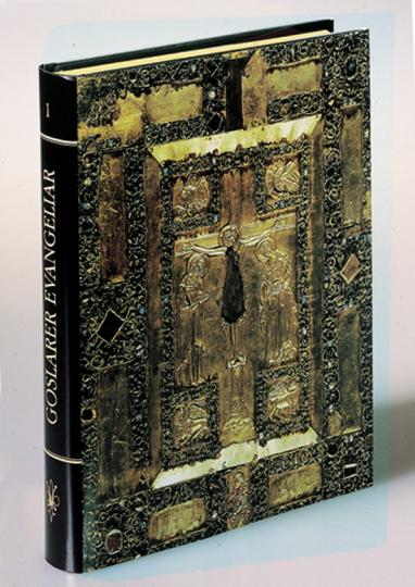 Das Goslarer Evangeliar. Mit einem originalen Faksimile-Blatt.
