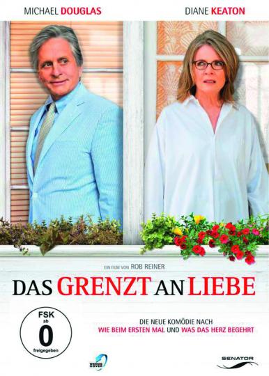 Das grenzt an Liebe. DVD.