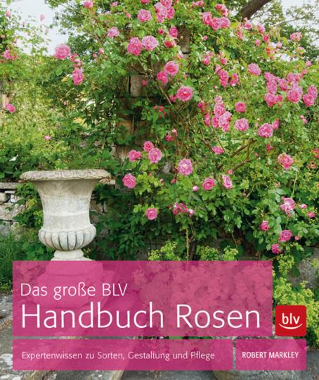 Das große BLV Handbuch Rosen. Expertenwissen zu Sorten, Gestaltung und Pflege.