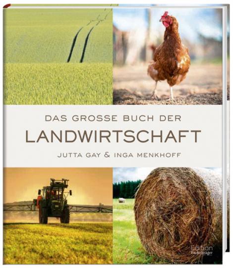 Das große Buch der Landwirtschaft.