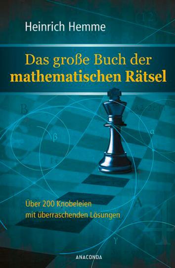 Das große Buch der mathematischen Rätsel.