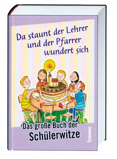 Das große Buch der Schülerwitze