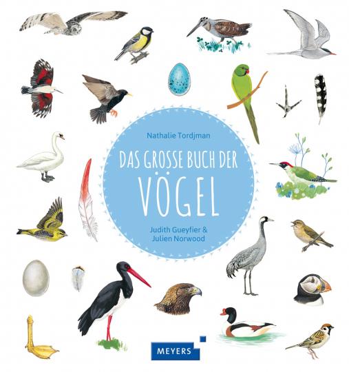 Das große Buch der Vögel.