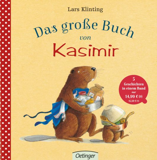 Das große Buch von Kasimir.