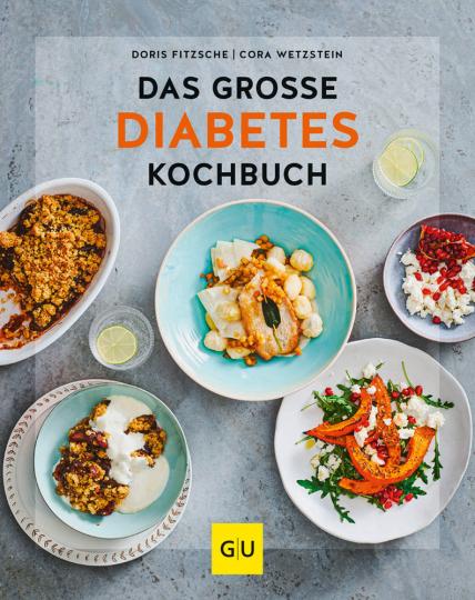 Das große Diabetes-Kochbuch.