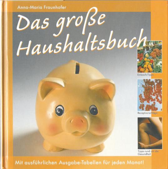 Das große Haushaltsbuch