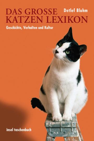 Das große Katzenlexikon.