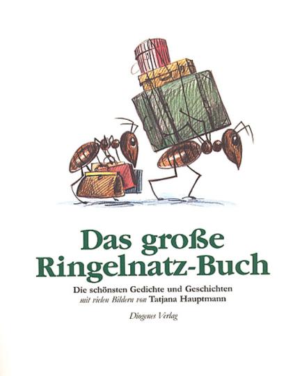 Das große Ringelnatz-Buch. Die schönsten Gedichte und Geschichten.