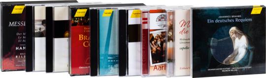Das Hänssler Klassik-Überraschungspaket. 11 CDs.