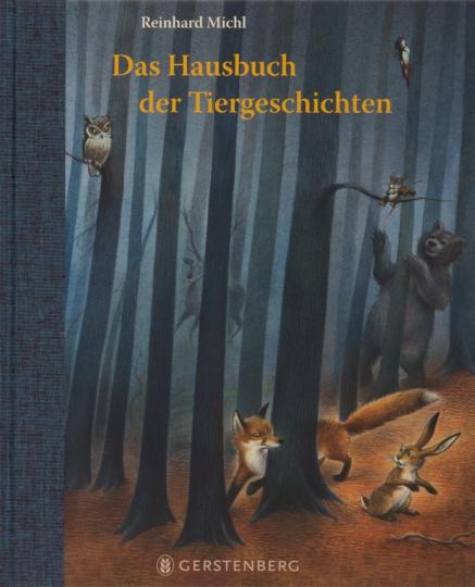 Das Hausbuch der Tiergeschichten.