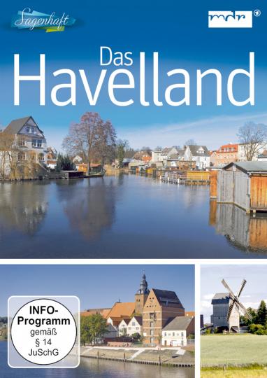 Das Havelland - Urlaub in Deutschland DVD