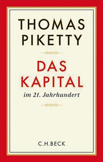 Das Kapital im 21. Jahrhundert.