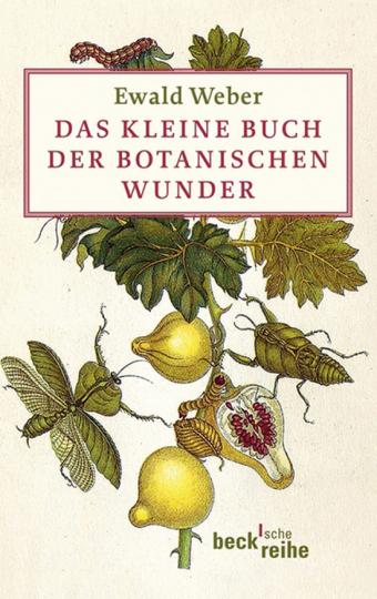 Das kleine Buch der botanischen Wunder.