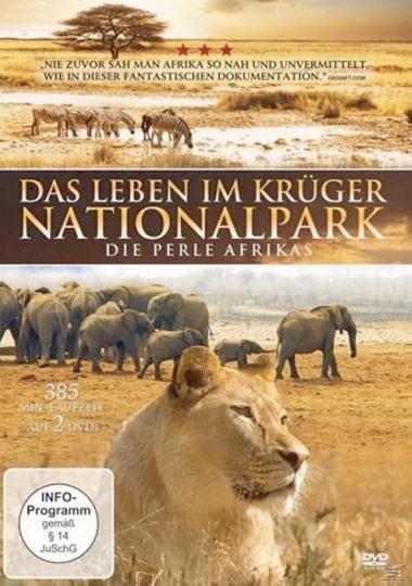 Das Leben im Krüger Nationalpark 2 DVDs. Die Perle Afrikas