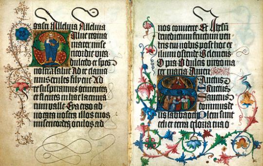 Das Lehrbuch für Kaiser Maximilian I.