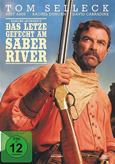 Das letzte Gefecht am Saber River. DVD.