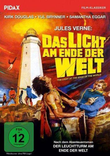 Das Licht am Ende der Welt. DVD.