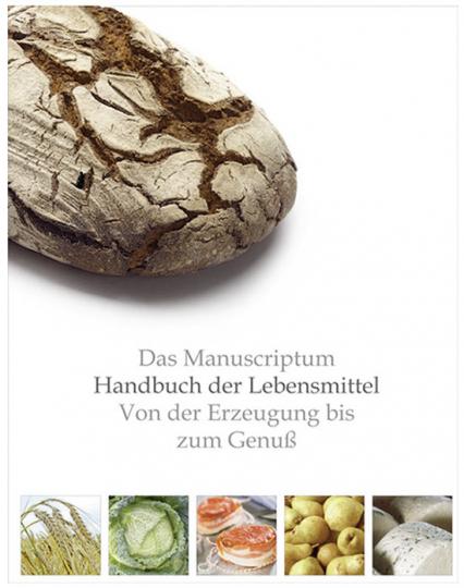 Das Manuscriptum Handbuch der Lebensmittel.