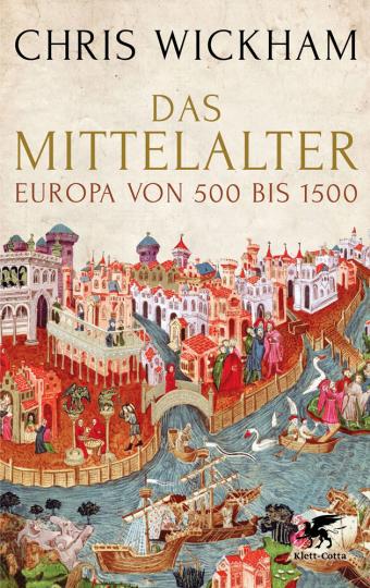 Das Mittelalter. Europa von 500 bis 1500.