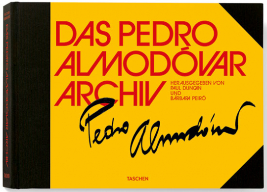 Das Pedro Almodóvar Archiv.